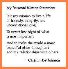 my vision statement sample 9 personal vision statement examples for students personal