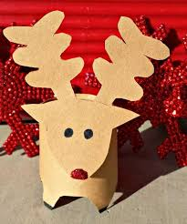 21 Kinder Basteln Zu Weihnachten Bastelideen Mit Holzber