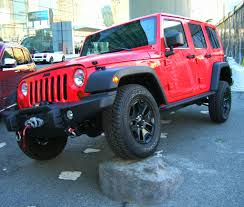 2013 Jeep Wrangler Moab at the 2013 New York Auto Show | CLASSIC ...