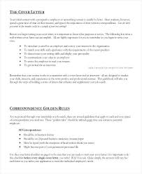 Best Ideas Of The Importance Of Cover Letters Great General Cover