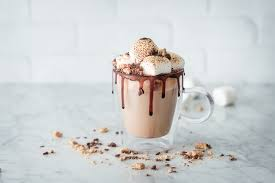 The coffee chain is bringing back festive favorites, including toffee nut, gingerbread and eggnog lattes. S Mores Latte The Best Fall Coffee Drink With Toasted Marshmallows