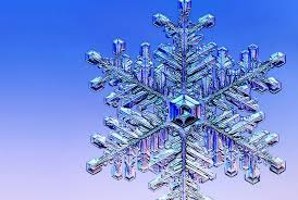 science of growing snowflakes in a lab
