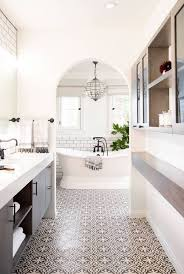 Patterned Bathroom Floor Tiles Amazing AMAZING Different Bathroom Patterned Floor Tile Ideas B