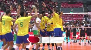 <b>JAPAN</b> vs. BRAZIL - Highlights | <b>Men's</b> Volleyball World Cup <b>2019</b> ...