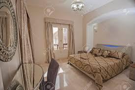 Interior Design Dekor Einrichtung Der Luxus Haus Schlafzimmer Mit