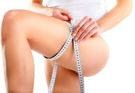 slim down legs without building muscle