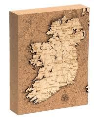 Ireland Cork Map