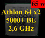 AMD Athlon64 5000 X2 trey б\в