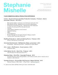Production Manager Resume Noxdefense Com