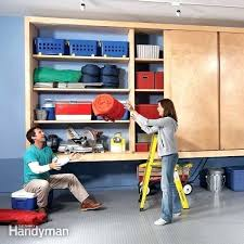 garage storage ideas to help you reinvent your building cabinets with doors diy you reinven