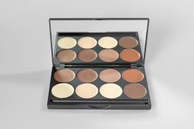 1 mud highlight shadow palette