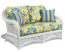 white wicker furniture. Perfect Wicker With White Wicker Furniture E