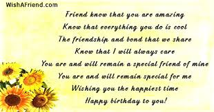 Birthday Quotes For Friend Classy Friend Know That You Are Amazing Friends Birthday Quote
