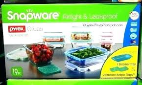 costco food storage containers glass storage set glass food storage piece set containers with lids glass