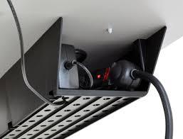 WorkFit-PD Cable Management Box