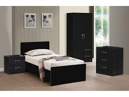High Gloss Black Bedroom Furniture Black High Gloss Bedroom Furniture Sets