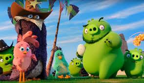 Resultado de imagem para angry birds o filme