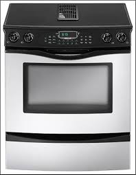 slide in electric range with downdraft. Unique Downdraft SlideIn Downdraft Electric Range Inside Slide In With
