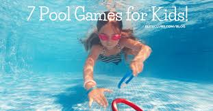 pool games we play during swim lessons