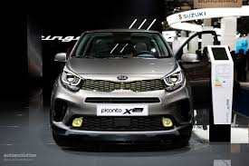 2018 kia picanto. simple 2018 2018 kia picanto xline live at 2017 frankfurt motor show  with kia picanto