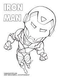 Iron man is indeed one of the few heroes to not. Free Iron Man Coloring Page Vanquish Studio