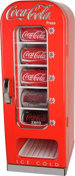 Drink O Matic Vending Machine Extraordinary DrinkOMatic 48Can Soda Dispenserwould Love This For The