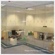 office partition with door. 6mm New Design Soundproof Office Partition/Glass Wall Office Partition With Door L
