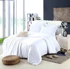 king size luxury white bedding set queen duvet cover double bed quilt doona sheet linen bedsheet
