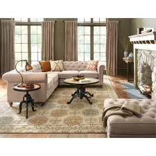 home decorators collection anjou natural coffee table 8847500210