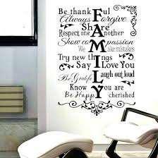 bedroom wall art stickers large wall decals for living room wall art stickers for living room