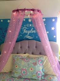 Canopies For Little Girls Beds Canopy Bed Girl Bedroom Cute And ...