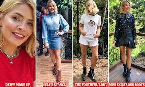 Contact holly willoughby on messenger. Has Holly Willoughby Found The Elixir Of Youth Fans Can T Believe Star Is 37 Daily Mail Online