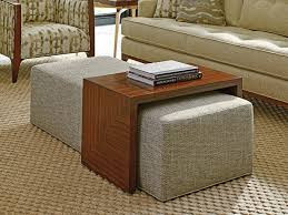Image Ottoman Combo Interior Design Ideas 30 Beautiful Ottoman Coffee Tables To Maximise Your Lounge Space