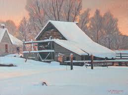Snow Scenes Outdoorpainter