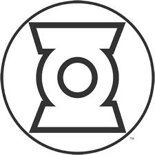 Justice League Green Lantern Logo Men's Regular Fit T-Shirt - Sons ...