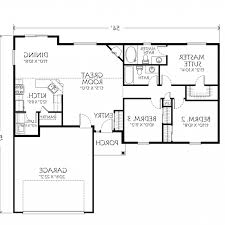 home design 79 terrific house plans single storys