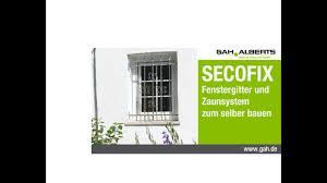 Secofix Schrauben Set Für D Montage Von Bauteilen Expert Securityde