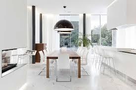 modern white dining room white modern dining room peenmediacom