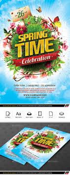 celebration flyer template. Spring Celebration Flyer Template Flyer template and Template