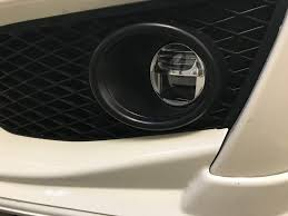 Dream Automotive Lighting Raybrig Led Fog Light Kit Honda Civic Type R Fk2 Fk8 2 0