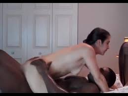 Wife and black cock and cuckold