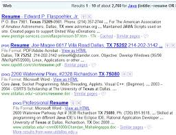 Challenging Google Resume Search Assumptions Boolean Black Belt