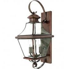 superb copper exterior lighting 6 copper outdoor. Perfect Exterior Quoizel  CAR8729AC Carleton Aged Copper 3 Light Outdoor Wall Sconce  49999 Lampscom And Superb Exterior Lighting 6 L
