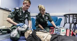 Air Force Paramedic News Events Glasgow Caledonian University Scotland Uk