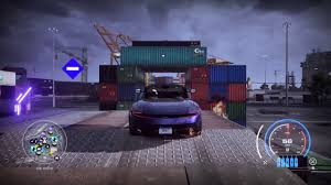 Nfs Heat Black Market Crate Locations Containers Area Youtube