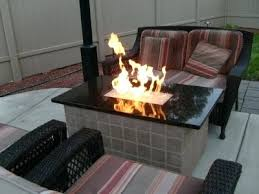 natural gas outdoor fire pit how to build a natural gas or propane outdoor fire pit