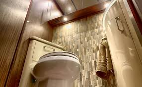 5 diffe types of rv toilets
