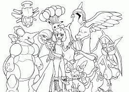 Dessin Pokemon Legendaire A Colorier Et A Imprimer Luxe Papier Peint