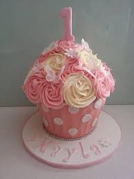 First Birthday Cupcake Cake 37 Best Cupcakes Images On Pinterest 236