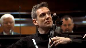 Johannes Moser & Jacek Kaspszyk perform <b>Elgar's Cello</b> Concerto ...